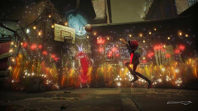 揮動畫筆擺脫欺淩 《壁中精靈》絕美實機及開發者訪談