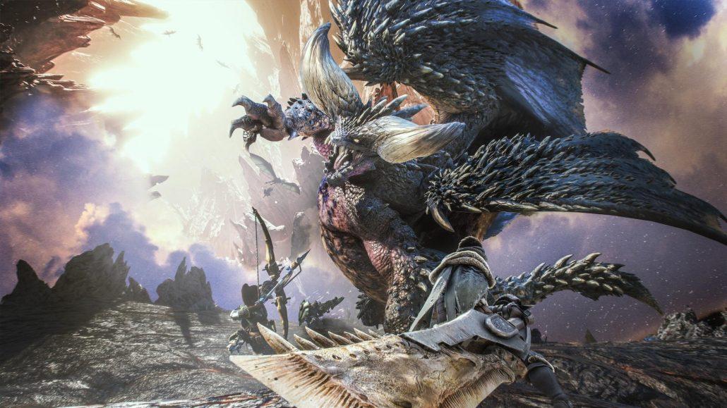 《怪物猎人:世界》销量超1070万 欧美地区占7成