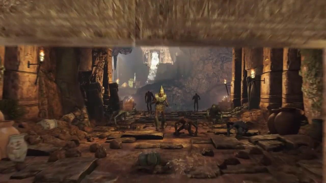 奇异之旅尚未结束《异域奇兵》DLC展示新角色清水八郎