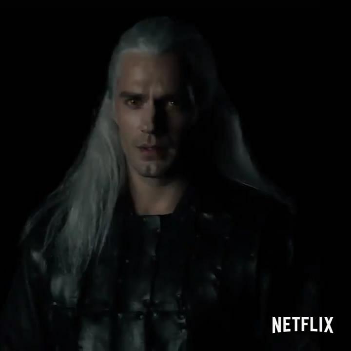 Netflix《巫师》电视剧杰洛特定妆视频 英俊潇洒脸无疤痕