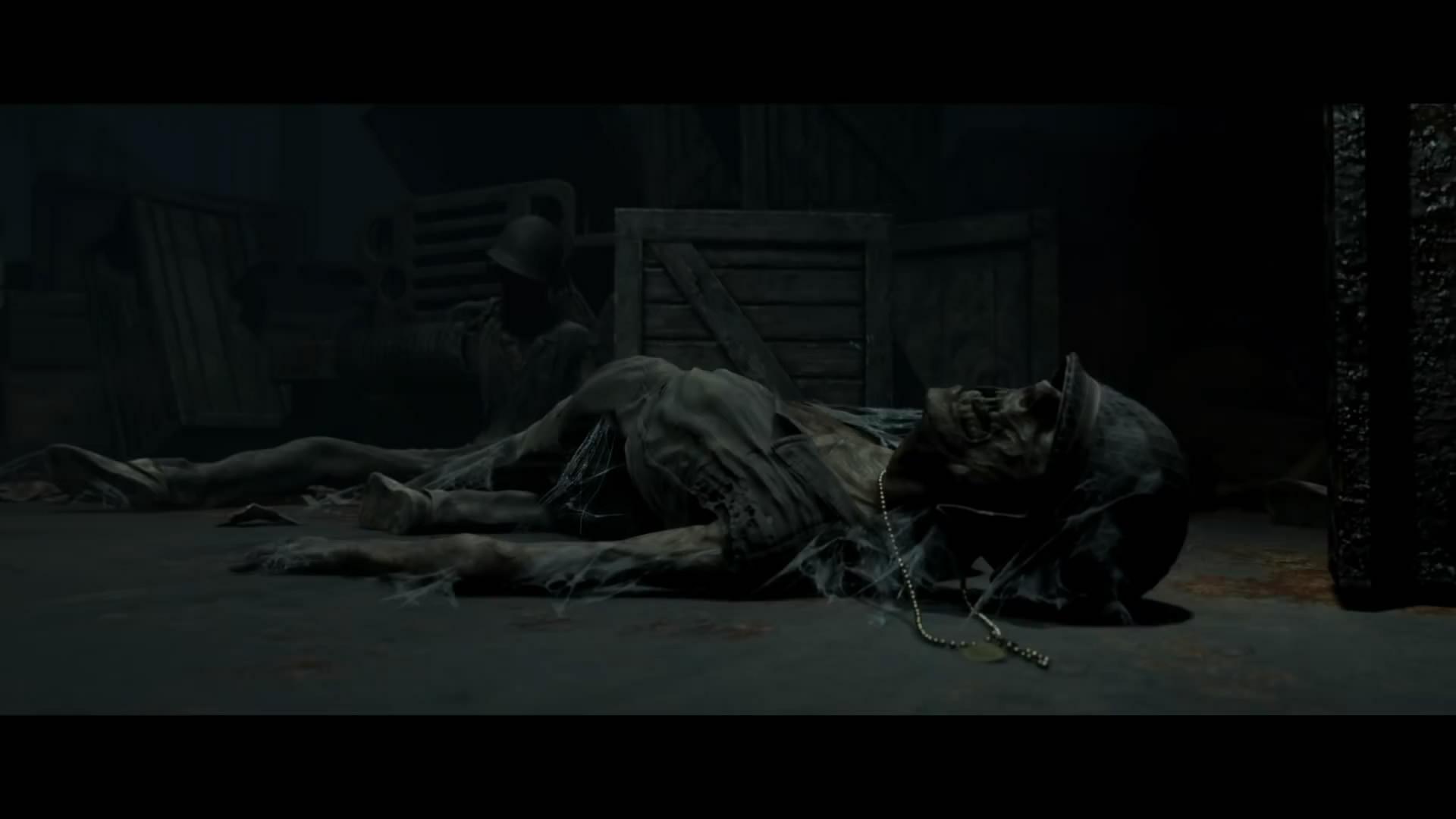 恐怖游戏《棉兰之人》万圣节预告-迷你酷-MINICOLL