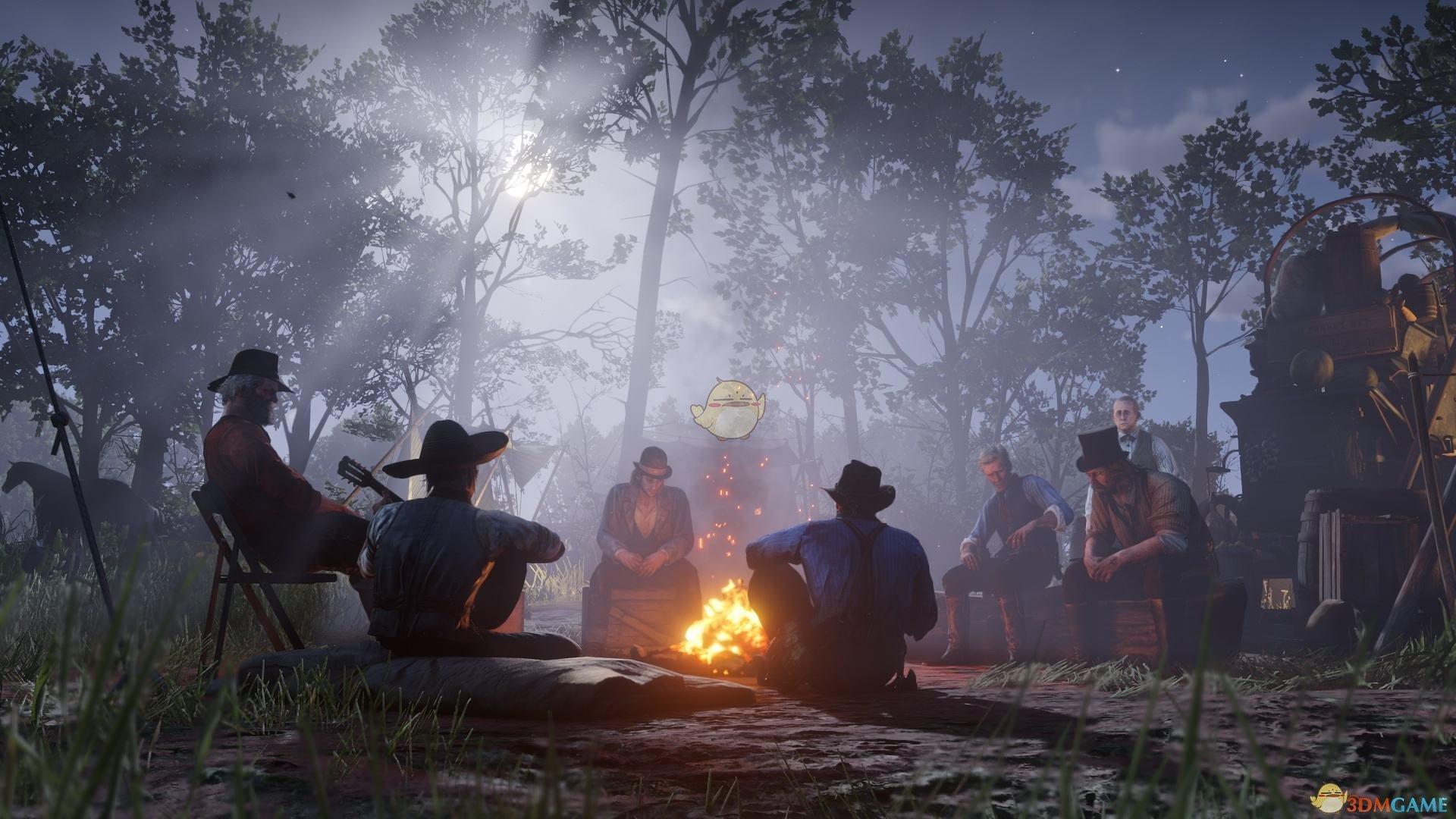 《荒野大镖客2》荣誉值有什么用?荣誉值收益一览