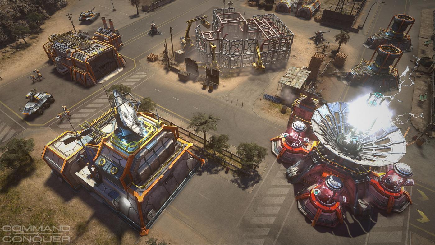 EA确认重制《命令与征服》登陆PC平台-迷你酷-MINICOLL
