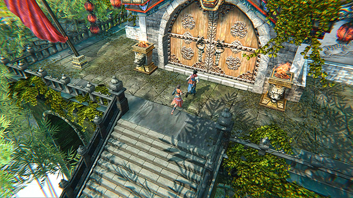《天命奇御》免费DLC「伏虎迷踪」即将上线 掀战双11