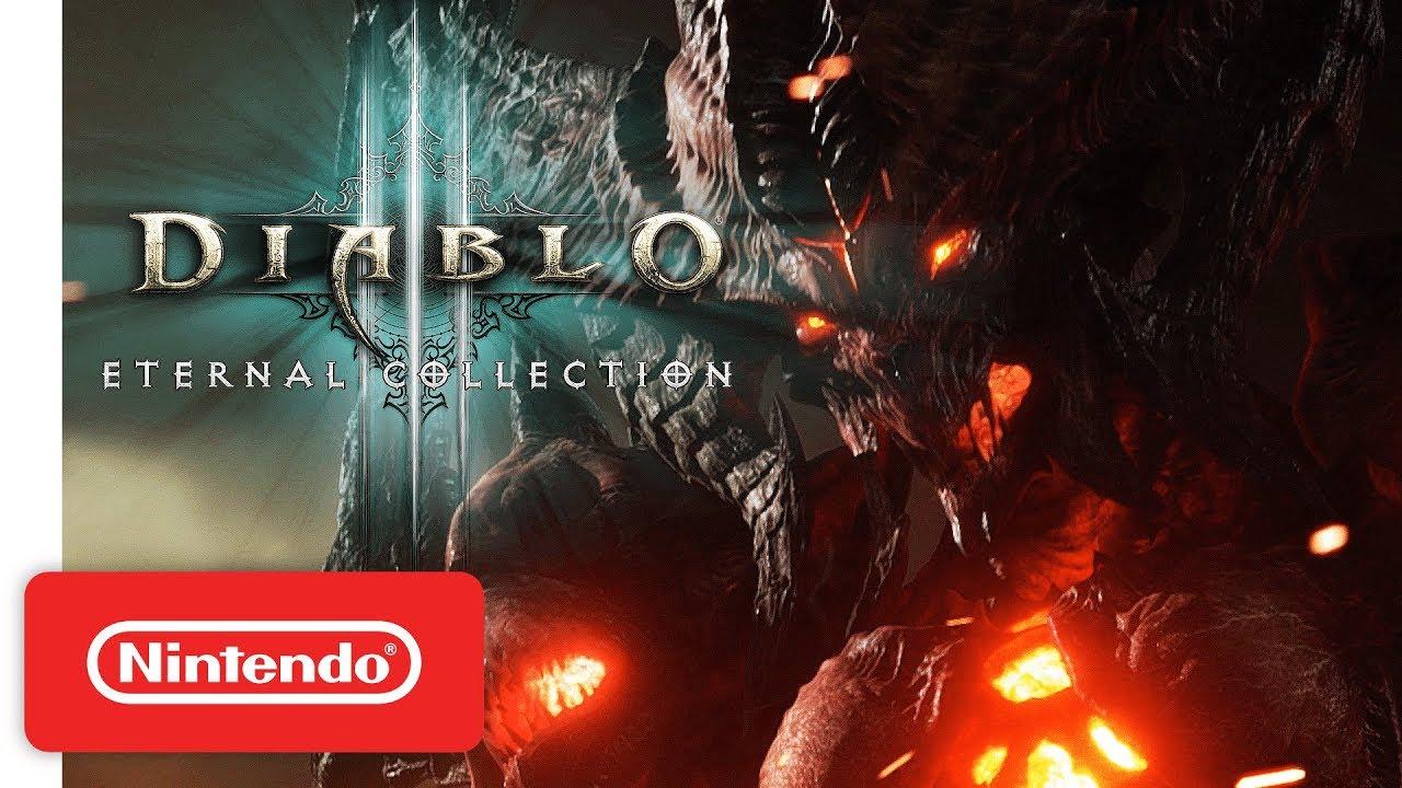 Switch《暗黑3》财宝哥布林Amiibo公布 12月正式发售