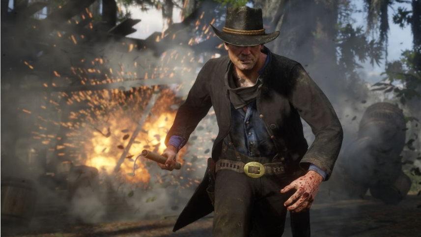 无内购无DLC 外媒赞《荒野大镖客2》是游戏界一股清流