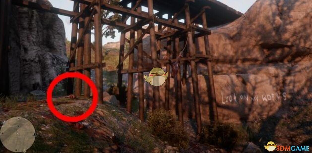 《荒野大镖客2》连环碎尸杀人狂在哪?美国梦任务流程攻略