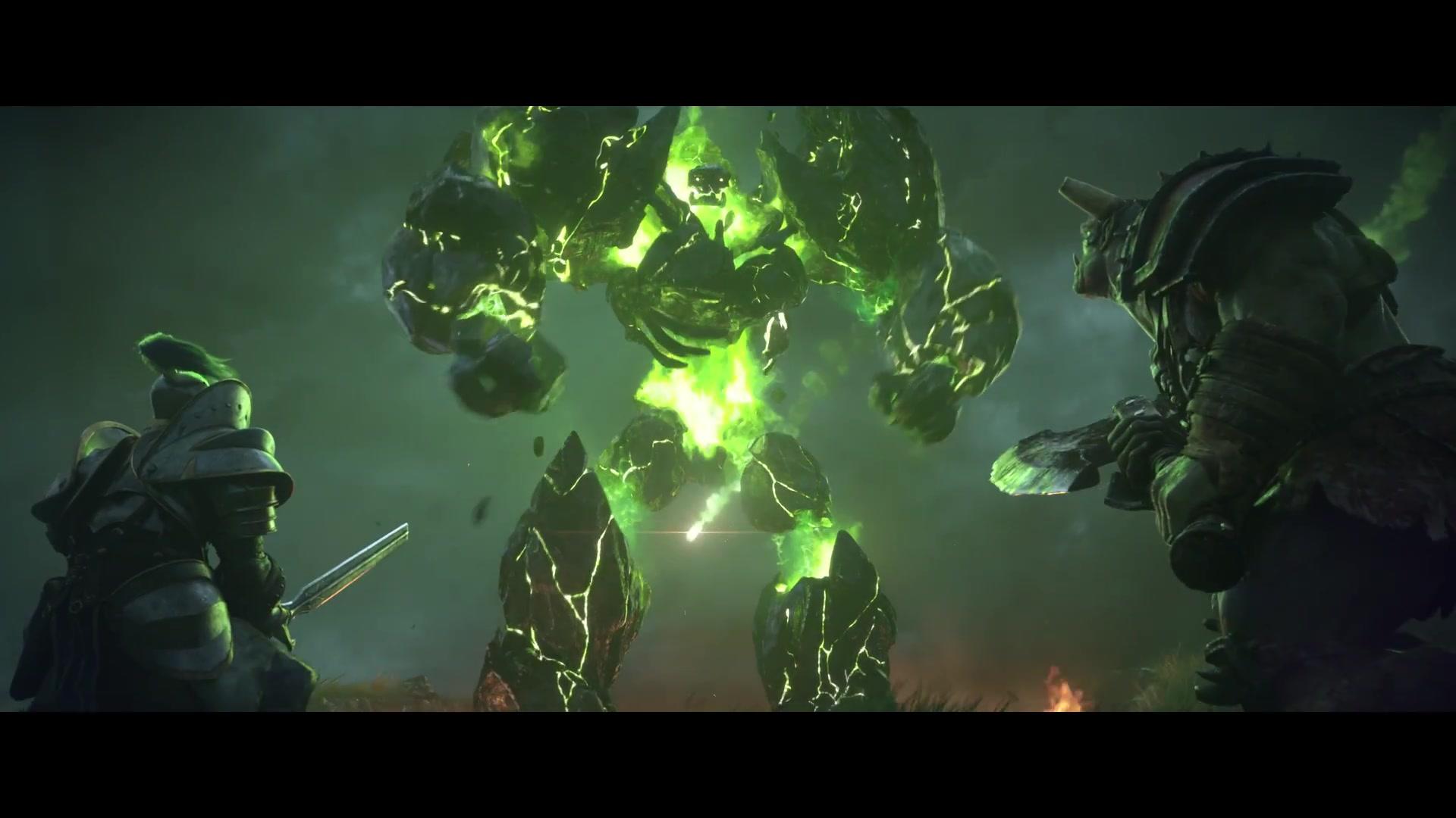 《魔兽争霸3重制版》正式公布!2019年发售