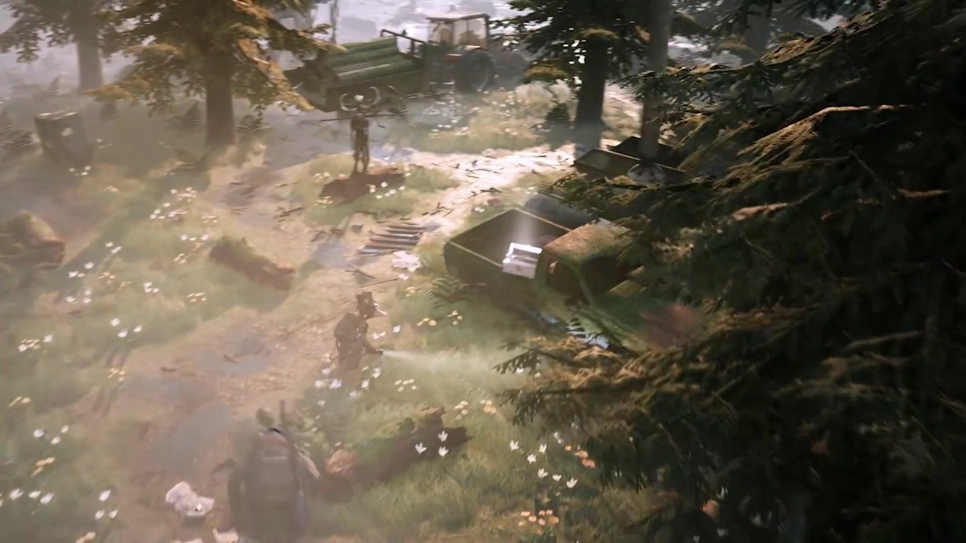 《突变元年:伊甸之路》演示 详解游戏战斗机制