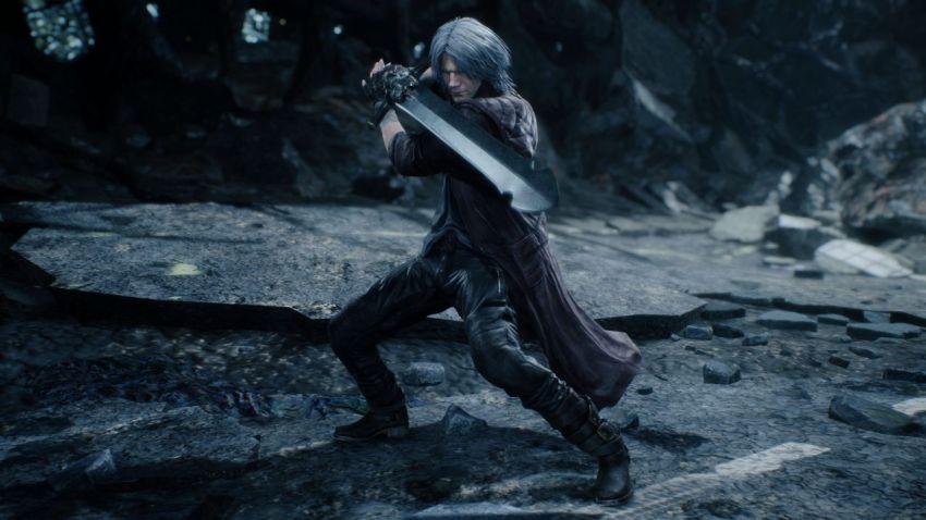 《鬼泣5》追求极致画面特效-迷你酷-MINICOLL