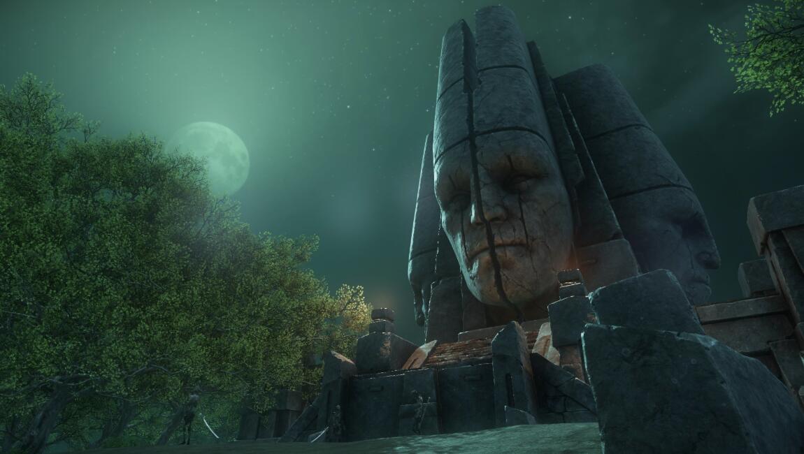 亞馬遜遊戲工作室MMO新作《新世界》截圖展示