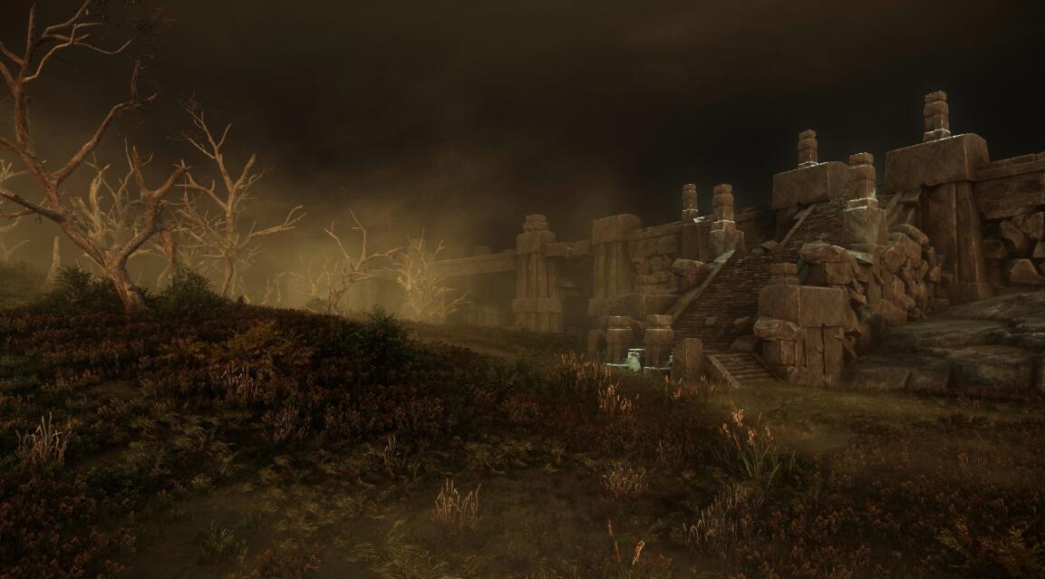 亚马逊游戏工作室MMO新作《新世界》截图展示-迷你酷-MINICOLL