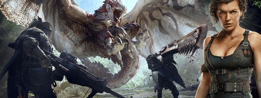 《怪物猎人》电影新片场照 不见游戏元素遭粉丝质疑