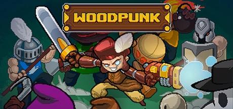 肆意激战爽快杀戮!新游《Woodpunk》11月22日登Steam