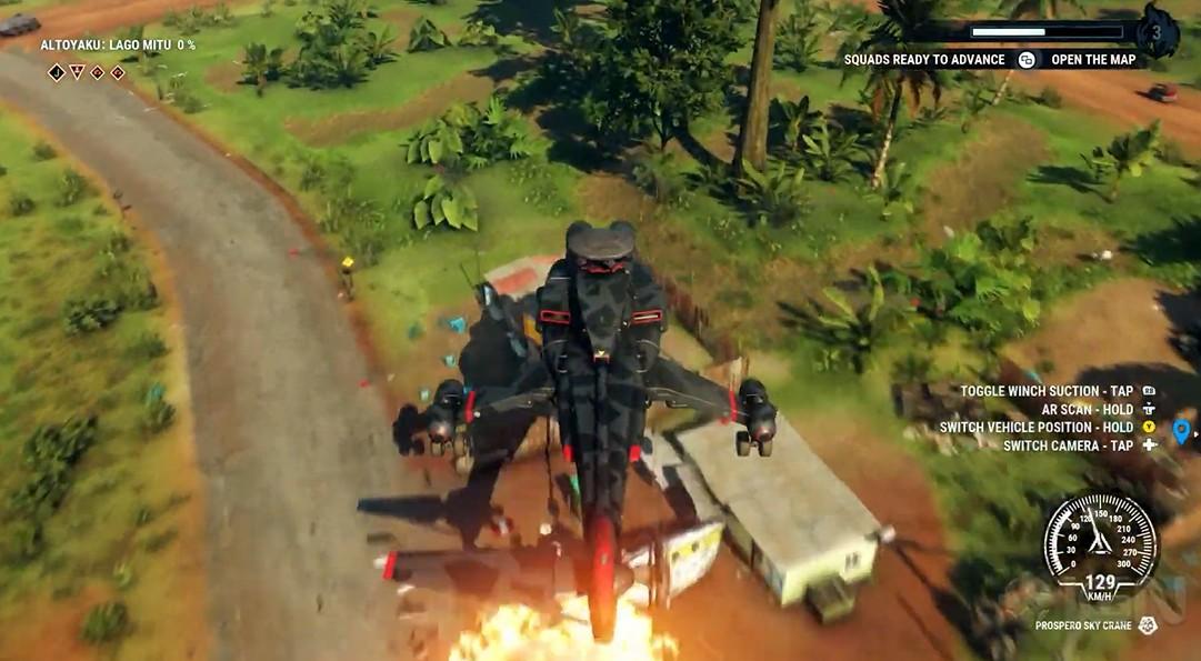 诚意满满!IGN讲解《正当防卫4》9种新特性