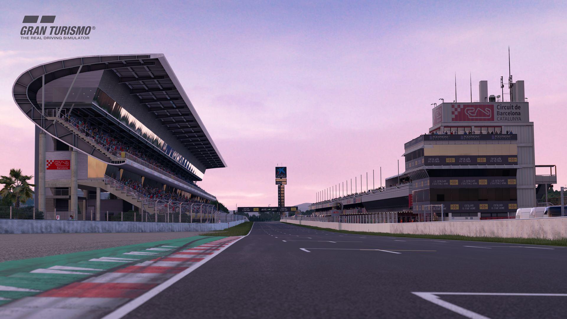 良心追加超跑新车赛道!《GT Sport》11月更新上线