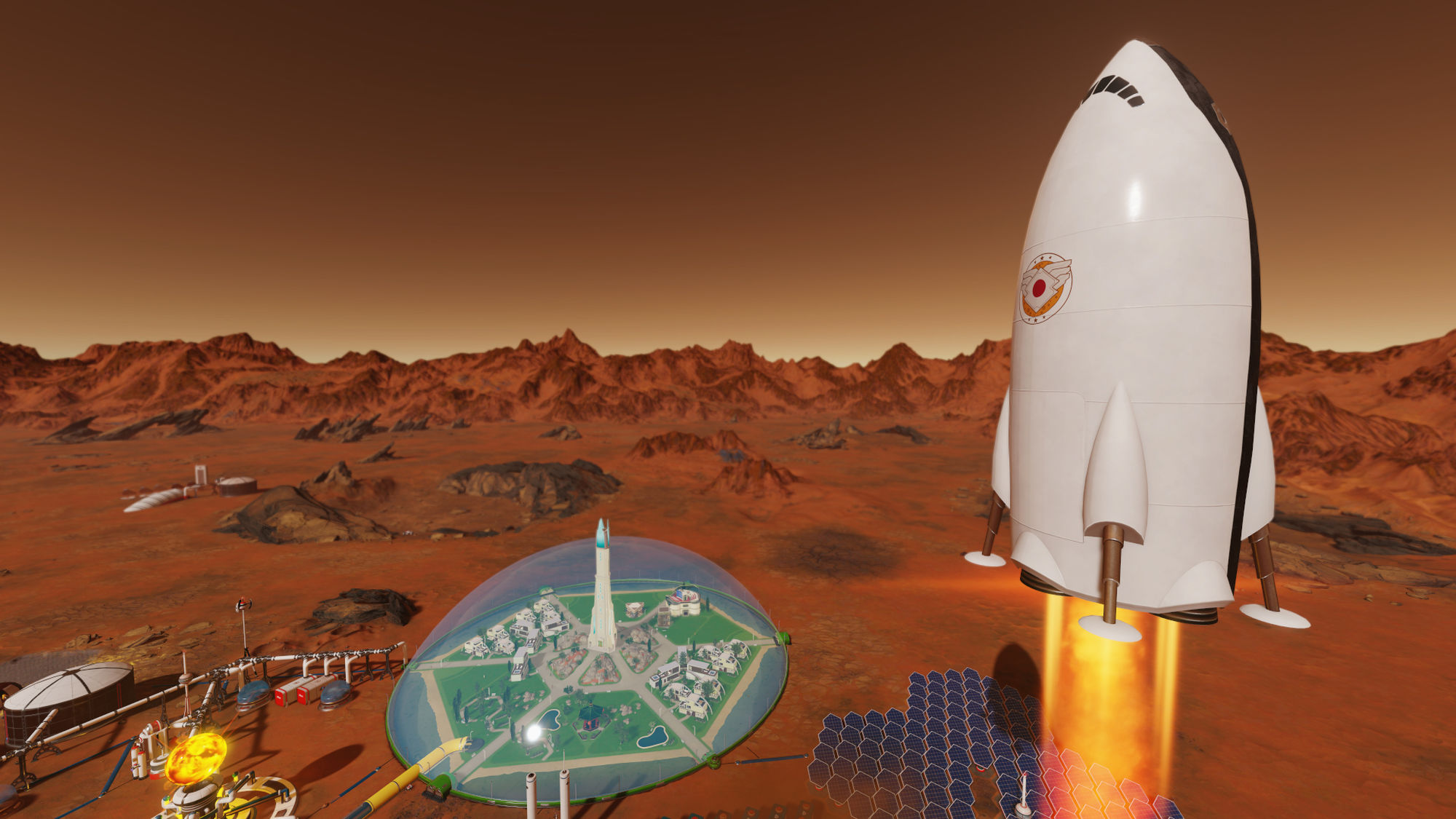 新挑战 《火星求生》资料片太空竞赛11月15日发售