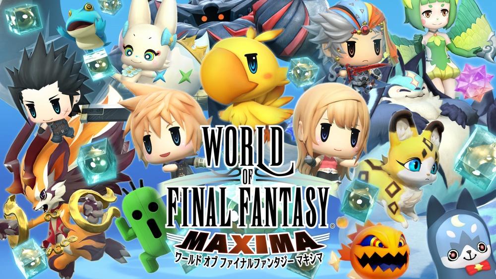 最终幻想世界 - 叽咪叽咪 | 游戏评测