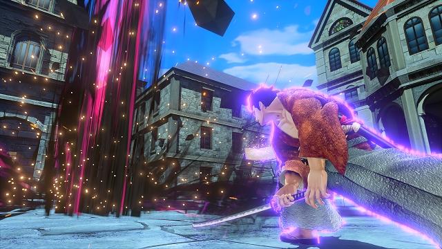 夏洛特参战!PS4《黑色五叶草:骑士四重奏》最新DLC