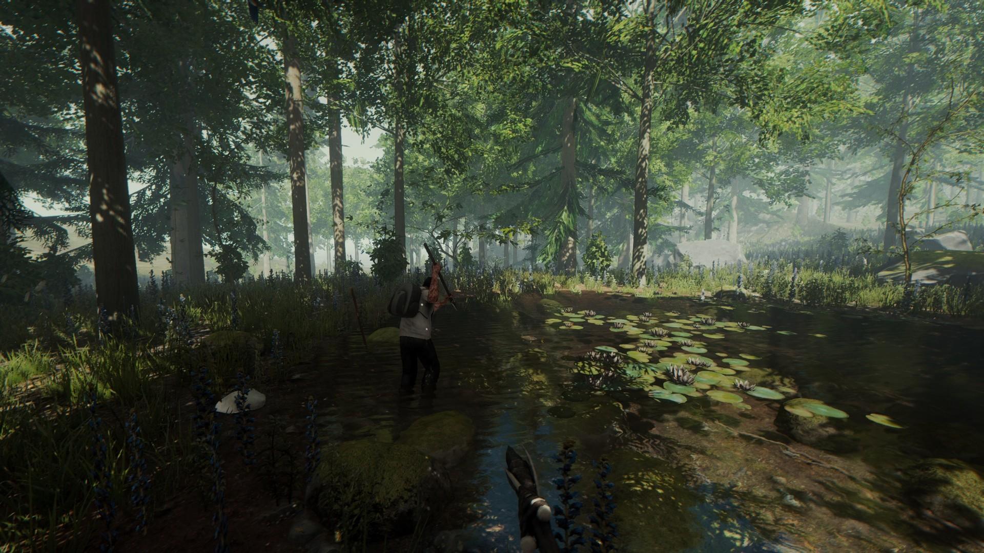 《森林》Steam銷量超500萬 初始預算隻有12.5萬美元