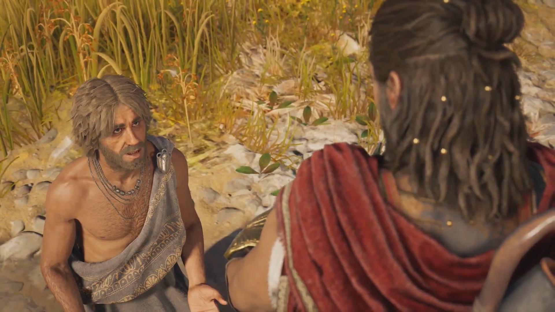 11月内育碧为《刺客信条:奥德赛》免费追加独眼巨人