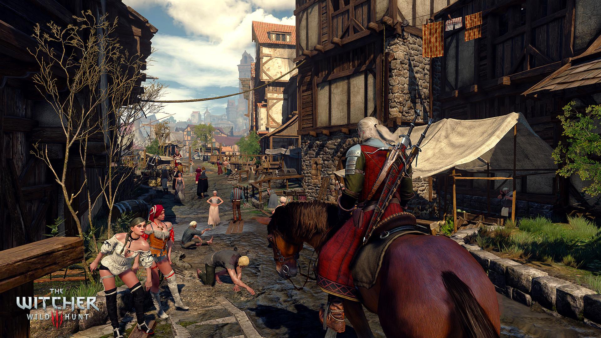 《巫师3》Steam版更新补丁 支持简体中文业界良心