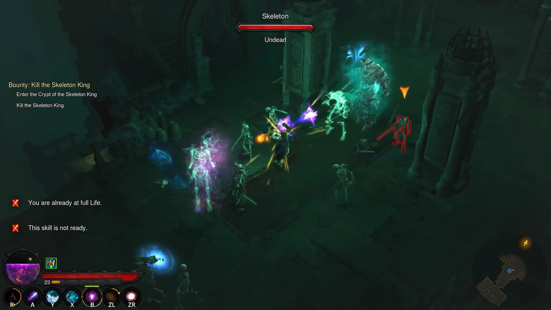 DF评测Switch版《暗黑破坏神3》目前最佳移动版暗黑