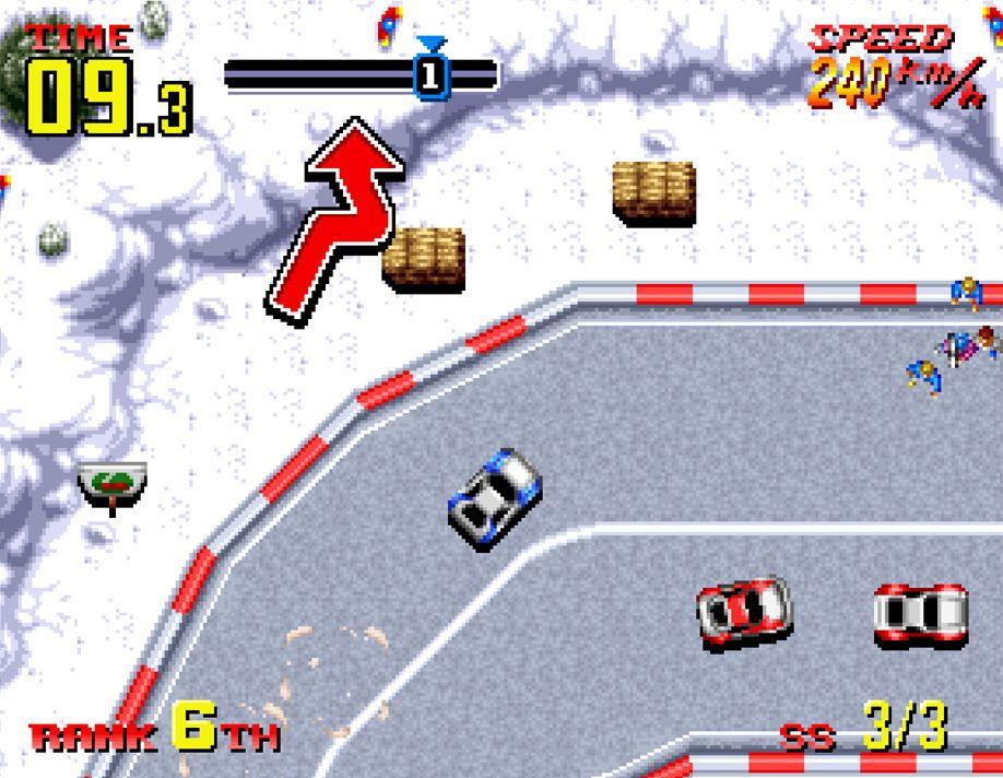 经典拉力赛车《极速英豪》登陆街机档案-迷你酷-MINICOLL