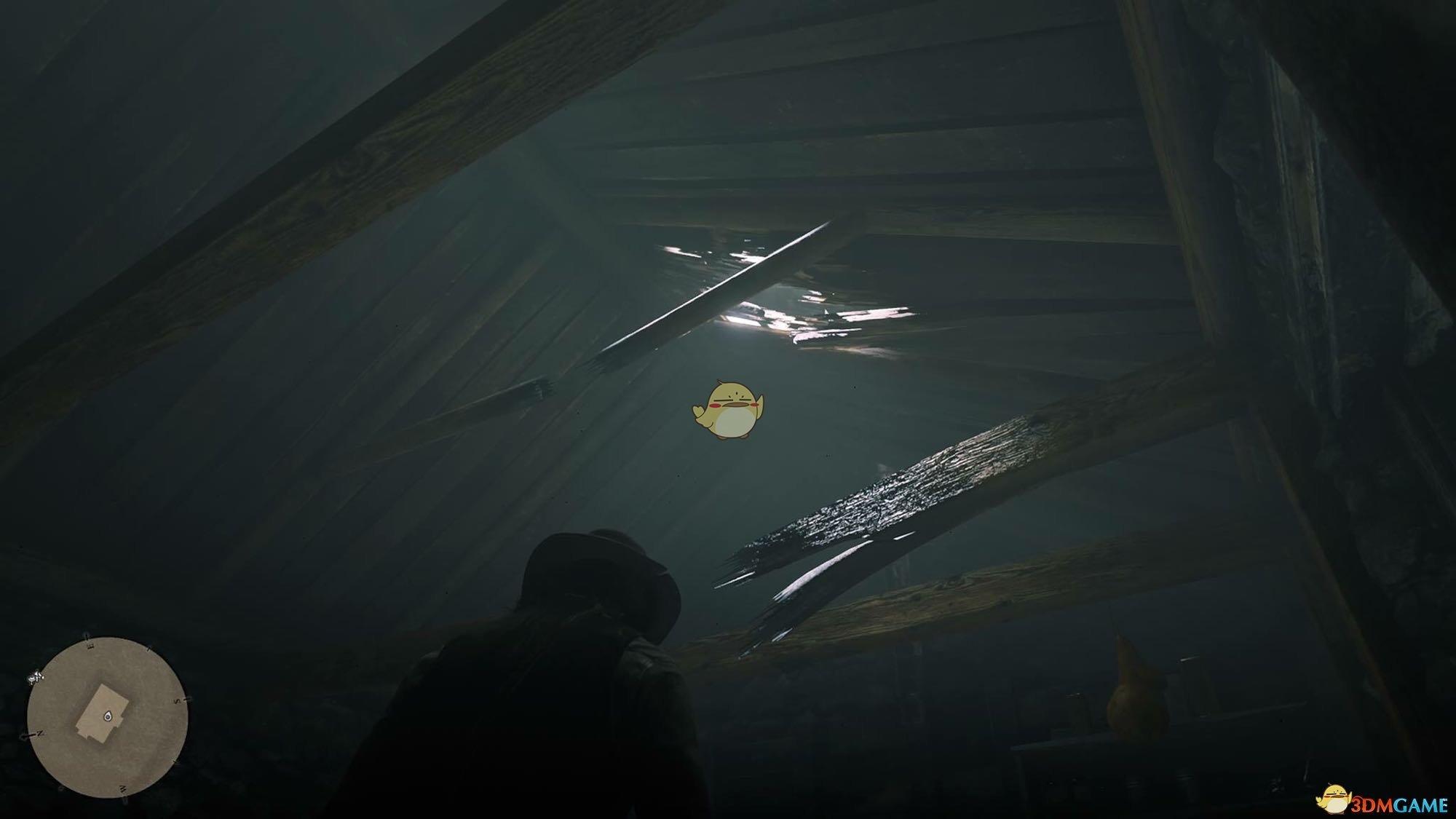 《荒野大镖客2》全彩蛋位置一览