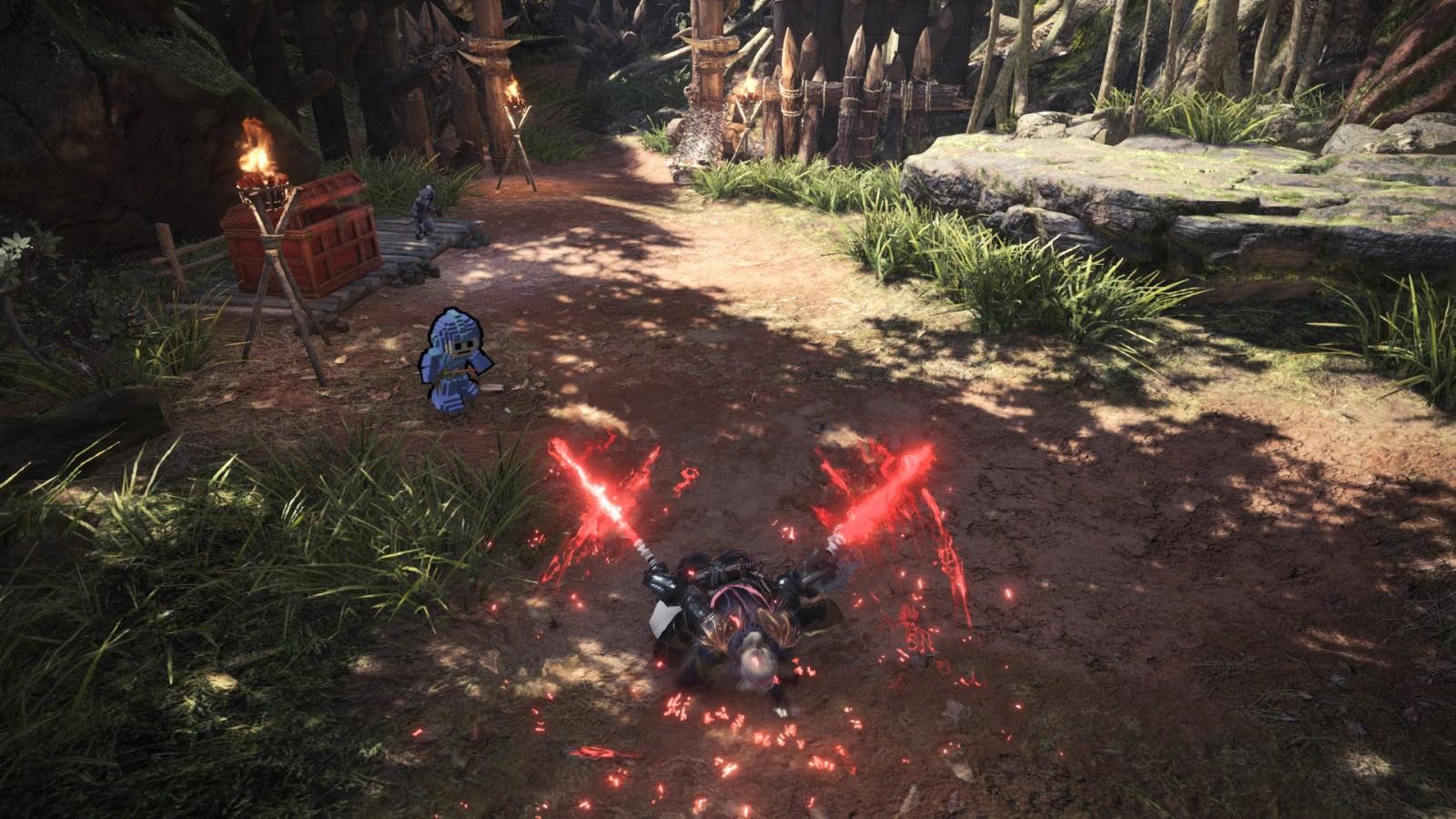 化身绝地武士!《怪物猎人:世界》星球大战光剑MOD下载