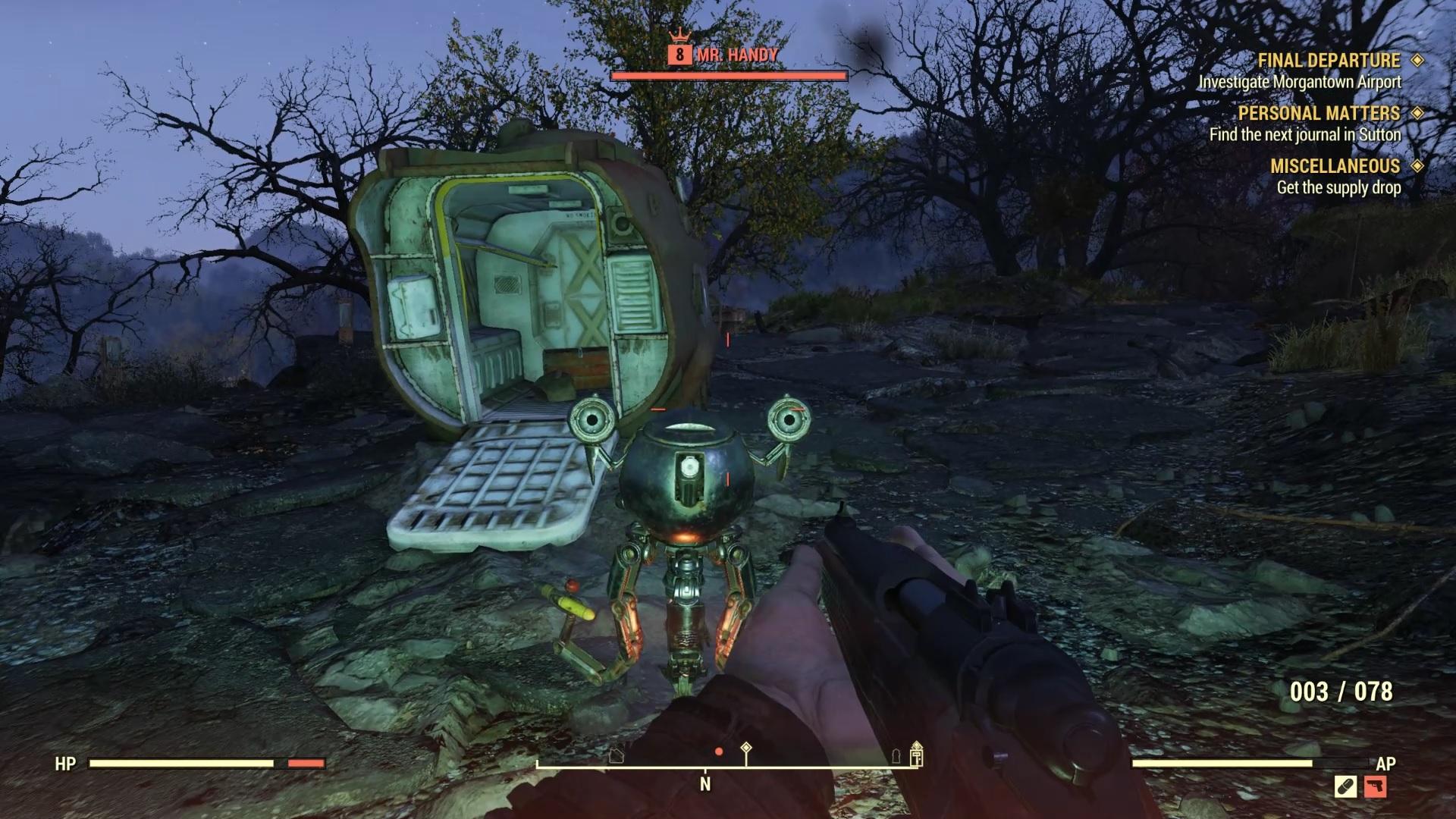 临时修复帧数问题 Bethesda将《辐射76》PC版锁至60帧