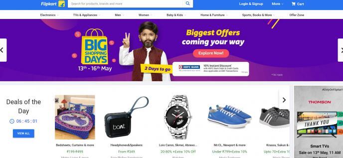 印度消费者爆买中国智能手机!推动亚马逊营收大增