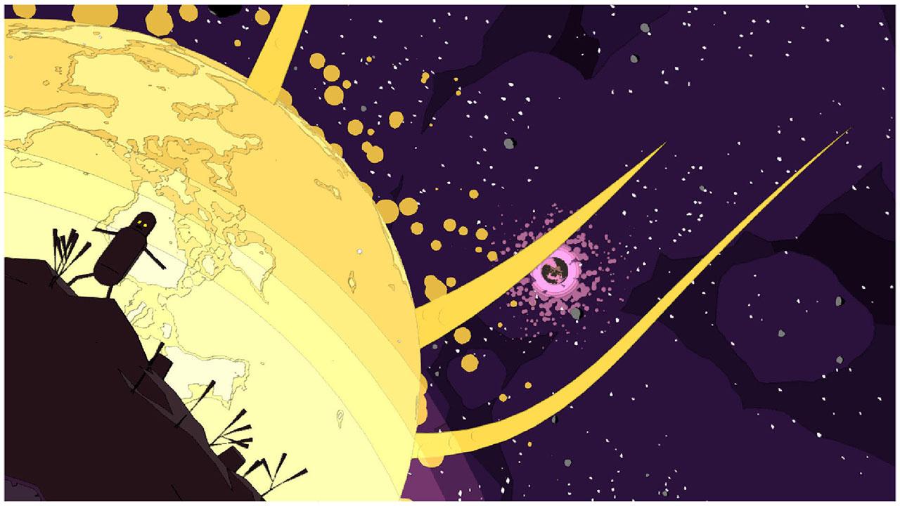 画面意外美 创意名作《Jettomero:宇宙大英雄》登陆NS