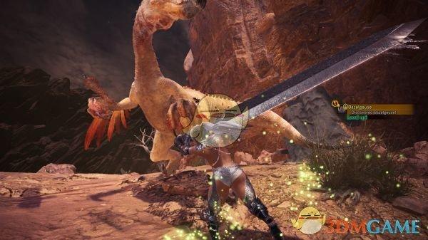 《怪物猎人:世界》剑风传奇斩龙剑MOD