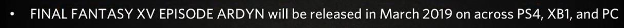 《最终幻想15》PC版开发停止 光线追踪不会有了