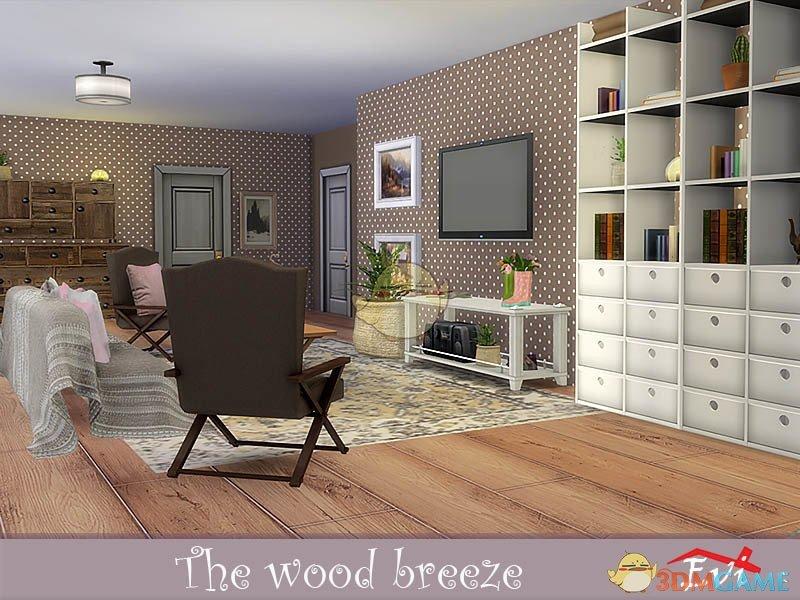 《模拟人生4》大型豪华住宅MOD
