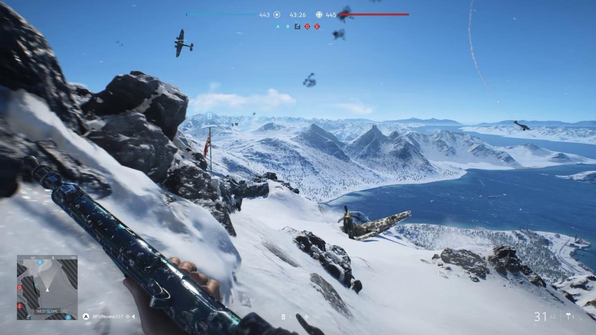 《战地5》首批评分公布 PC版平均分86分