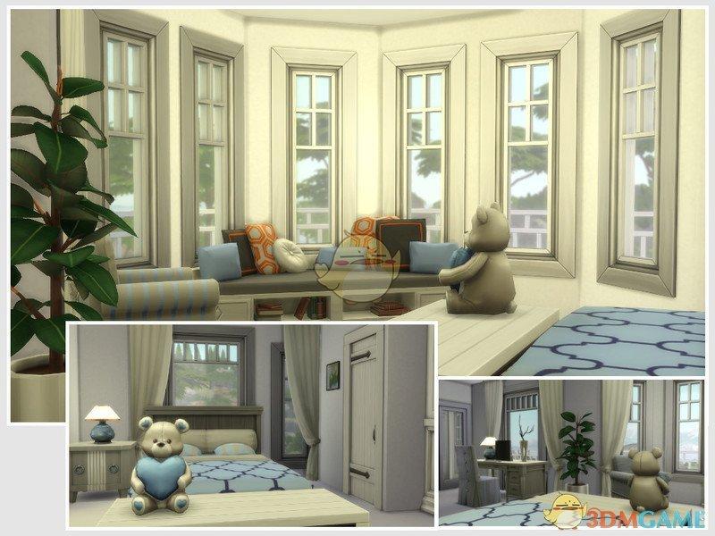 《模拟人生4》路易丝别墅MOD