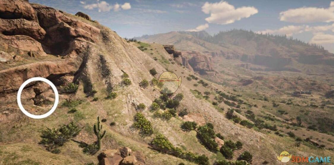 《荒野大镖客2》宝藏图碎片相关地点位置指南