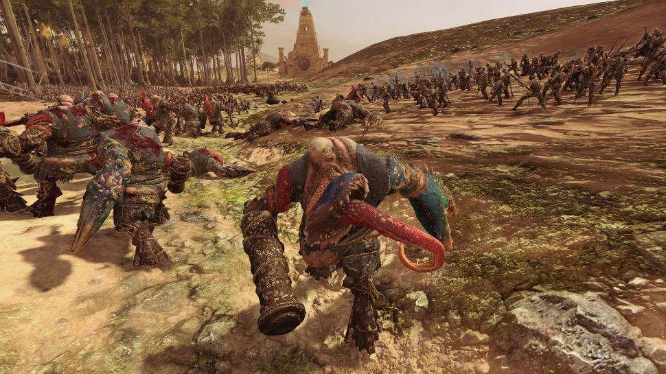 《全軍破敵:戰錘2》新DLC發售 全新領主登場