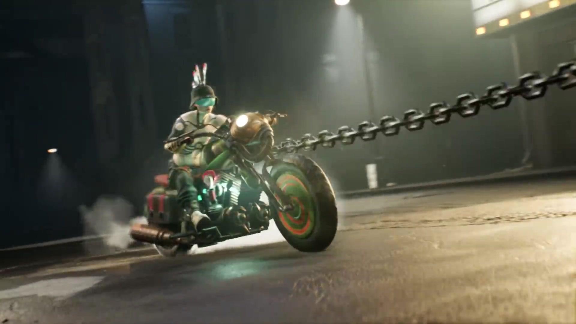 《钢铁之鼠》高辛烷值上市宣传片点燃你的战意