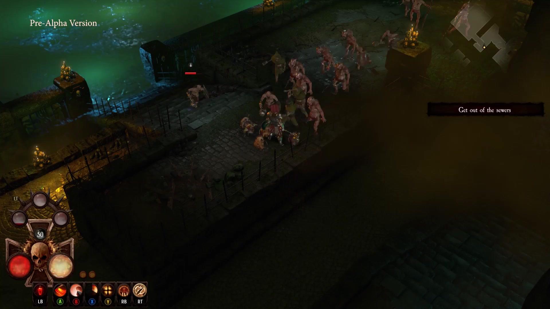 《战锤:混乱之刃》狂蹭热度 嘲讽《暗黑破坏神》手游
