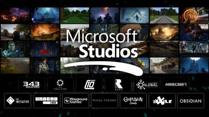 微软正式宣布收购黑曜石与inXile工作室-迷你酷-MINICOLL