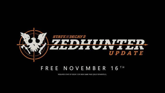 《腐烂国度2》公布免费DLC 加入潜行系列武器装备