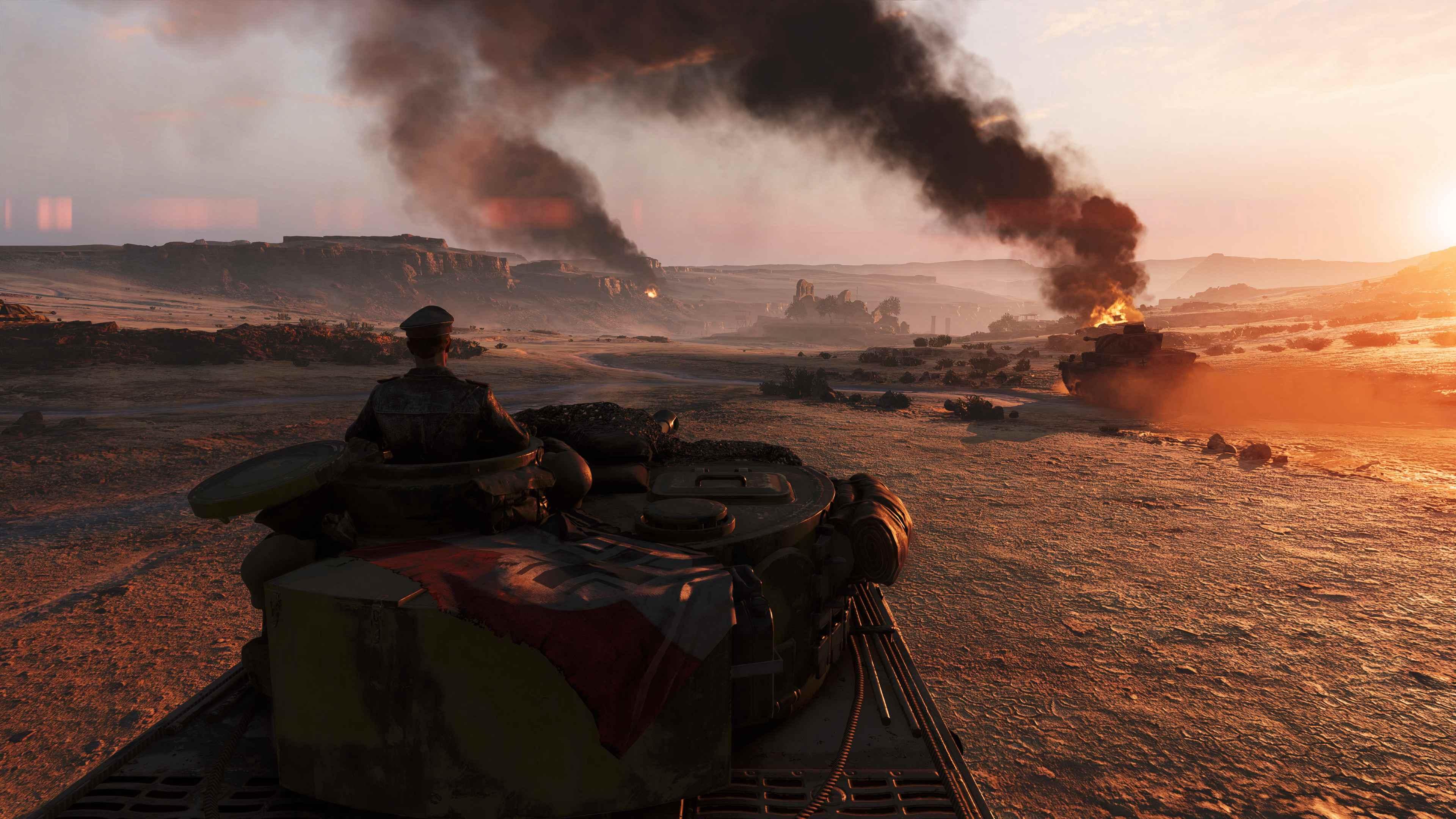 《战地5》PC版4K分辨率截图欣赏 最高画质