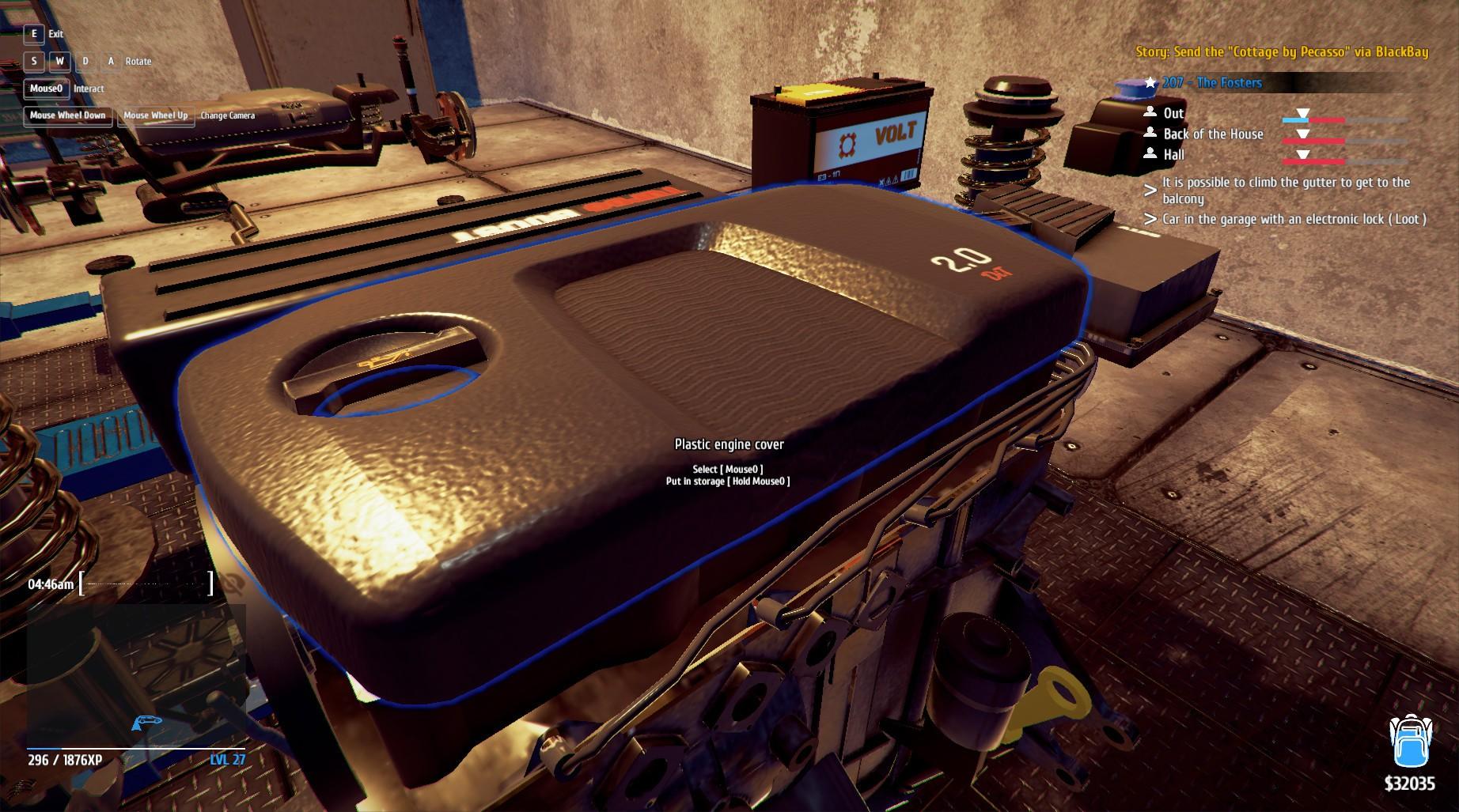 《小偷模拟器》Steam版正式发售 体验当神偷的感觉