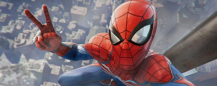 漫威蜘蛛侠怎么自拍