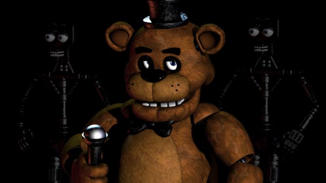 《玩具熊的五夜后宫》 电影延期 多款游戏开发中