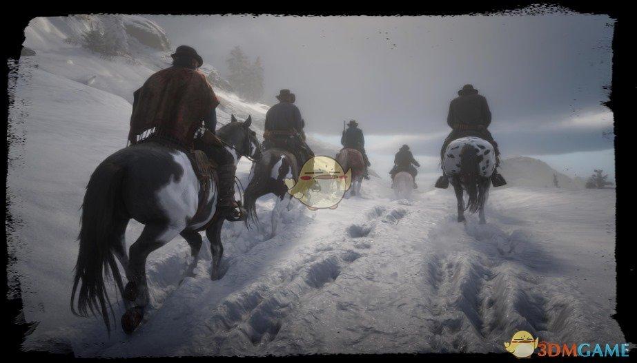 《荒野大鏢客2》傳說白野牛位置分享