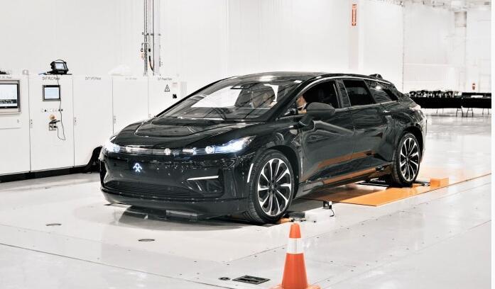 第一款上市还没影,贾跃亭就要在美国生产第二款汽车了